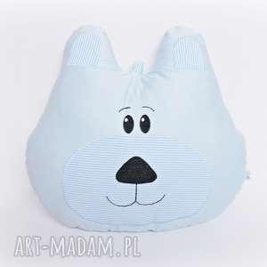 poduszka miś z możliwością personalizacji, miś, poduszka, prezent dla dziecka