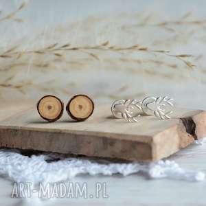 Prosto z lasu - jelonki i drewno my piece of wood jelonki, jeleń