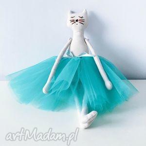 kot baletnica w tiulach, tilda, cat, kot, tiulowa, kotek, maskotka