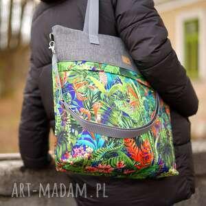 na ramię torebka catoolabel wiosenny ogród #05, wiosnę, we wzory