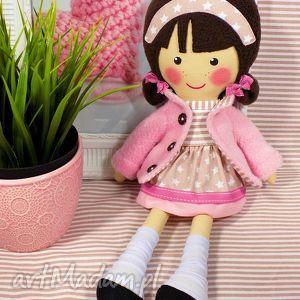 hand made lalki malowana lala patrycja