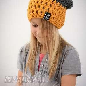 Triquensik 15, czapka, czapa, zimowa, ciepła, zima, dziecięca