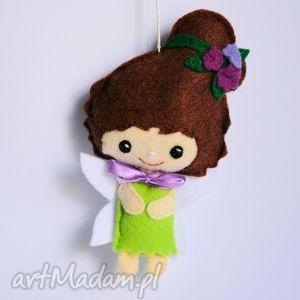handmade lalki wróżka zębuszka - lusia