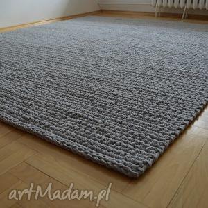Dywan podwójny petelkowo dywan, chodnik, bawełniany, prosty
