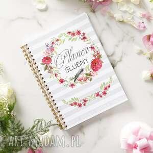 planer notes kalendarz panny młodej na rok 2020-2021, ślub, wesele