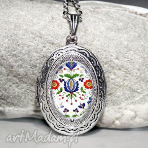 casube mały sekretnik - medalion, prezenty, sekretnik, kobiecy, otwierany