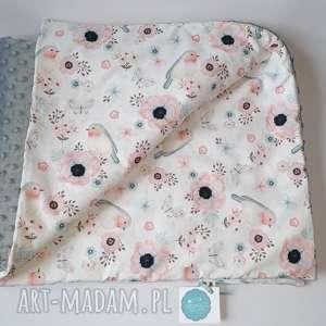 kocyk minky coramelli - ciepło, dziecko, spanie, przytulanie, zima, chłód