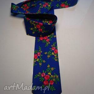 Krawat Folk Design Aneta Larysa Knap , folk, góralski