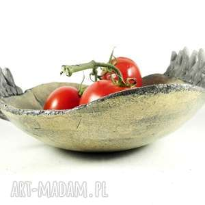 Misa ceramiczna ceramika polepione sztuka, dekoracja, miska