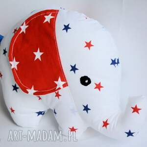 świąteczny prezent, słonik tutek - arek, słonik, chłopczyk, maskotka, zabawka