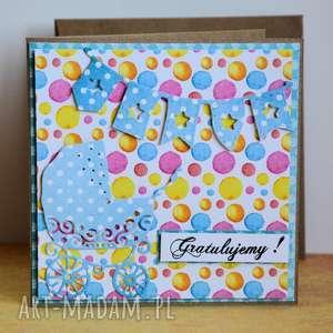 kartki kartka z okazji narodzin dziecka - gratulujemy, kartka, narodziny