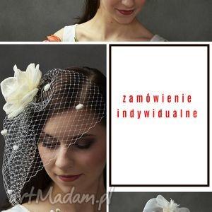 handmade ozdoby do włosów zamówienie indywidualne