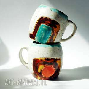 handmade kubki kubek kształty