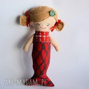 lalka - zofia syrenka 30 cm, syrenka, lalka, maskotka, morze, dziewczynka