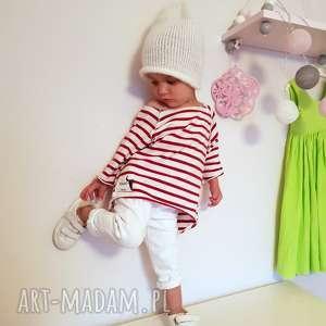 dziecięca czapka, wełniana, na drutach, dzieci
