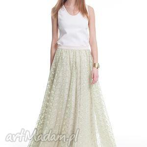 ręczne wykonanie sukienki spódnica salma