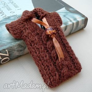 hand made etui etui-sweterek na smartfona