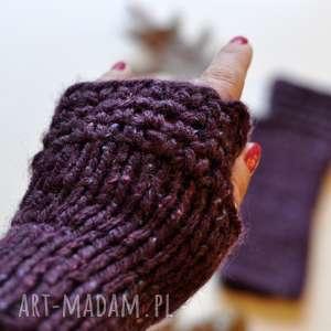 Rękawiczki mitenki the wool art mitenki, rękawixzki, nadłonie
