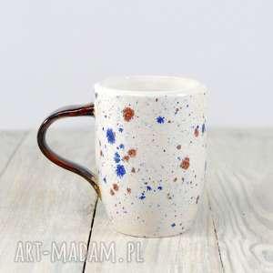 Ceramika MULA. Kubek kolorowy