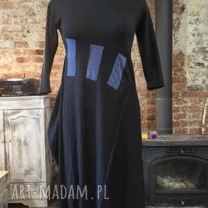 ręcznie wykonane sukienki wieczorową porą-sukienka na wyjście