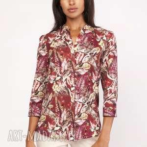 hand-made bluzki lekka koszula o luźnym kroju, k111 wzór