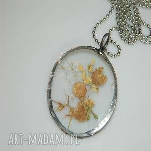 szklany wisior, wisior-miedziany, unikalna-biżuteria,
