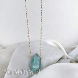 naszyjniki naszyjnik - amazonit, amulet, talizman