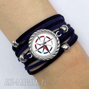 bransoletka kompas - podróżniczki, podróże, prezent