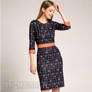 Sukienka Carla Diamond, ołówkowa-sukienka, sukienka-do-pracy, sukienki-como