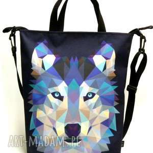 Torba xxl na ramię gaul designs xxl, torba, pojemna