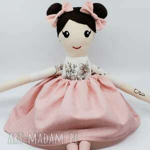 lalki lalka przytulanka, szmacianka, szmaciana lalka, 45 cm