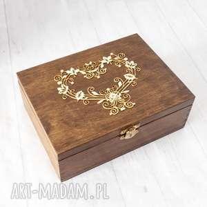 pudełko na zdjęcia lub pamiątki, drewno, pudełko, pamiątka, zdjęcia, prezent