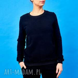 klasyczna bluza czarna, bluza-damska, czarna-bluza, damska-bluza, klasyczna-bluza