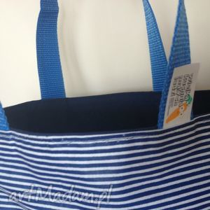 lunchbag by wkml as poppey, eko-torba, śniadanie, śniadaniówka, bawełniana, prezent