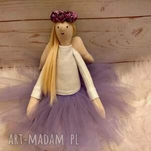 lalka anioł tilda, anioł, przytulanka, prezent, antyalergiczna, dziecko