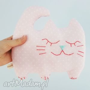 maskotki kotek do przytulania, kot, kotek, pastelowy, cat, maskotka