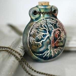 ♥ Pachnące drzewo życia Peruańska ceramika, las, magiczny, drzewo, życie