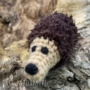 handmade maskotki mały jeżyk - maskotka dla dzieci