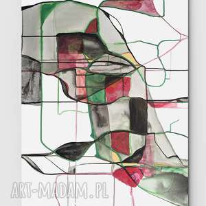 dom stranger things, strangerthings, malarstwo, obraz, nowoczesny, sztuka