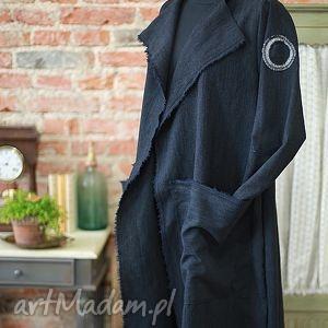 eye in eye-wiosenny płaszcz -limitowana kolekcja (blezer, narzutka wdzianko)