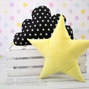 Prezent Poduszka w kształcie gwiazdy ŻÓŁTA, dziecko, poduszka, gwiazda, pokój