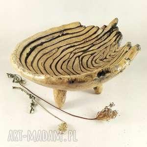 Prezent Miska ceramiczna, prezent, kuchnia, miska, sztuka, dekoracja, patera
