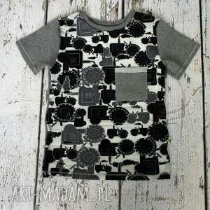 bluzka, t-shirt traktory, bluzeczka
