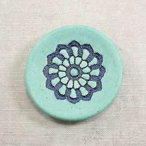 ręcznie zrobione ceramika talerzyk na biżuterię