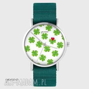 ręcznie robione zegarki