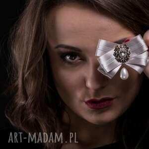 Broszka Amemia Roux - Arras, broszka, biżuteria, srebro, złoto, piękne
