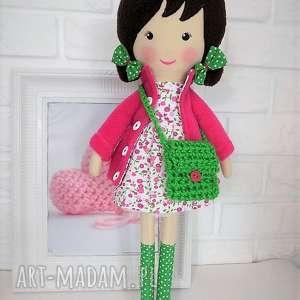 Prezent DUŻA LALA- MAŁGOŚKA, lalka, zabawka, przytulanka, prezent, niespodzianka