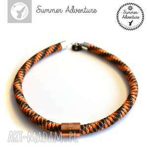 naszyjnik summer adventure - model tigger snake - nowoczesny, designerski