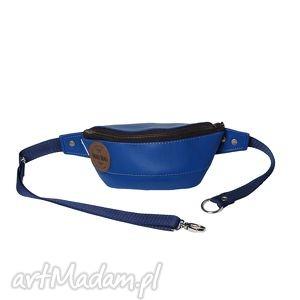 nerka royal blue - rekodzielo, modna, wygodna, pojemna, na-rower, do-szkoły