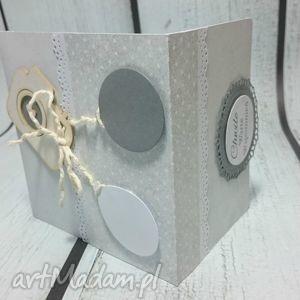 handmade kartki etui na płytę cd/dvd zamykane na magnes